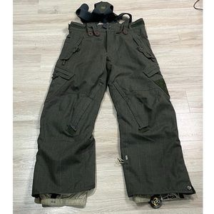 NWT 686 | Men's Snowboard Cargo Pants Small
